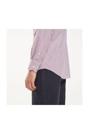 Tommy Hilfiger Erkek Renkli Gömlek Check Classıc  Shırt TT0TT04773 4