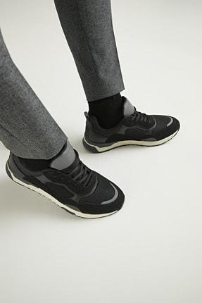 TWN Erkek Ayakkabı Siyah Renk 0