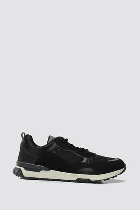 TWN Erkek Ayakkabı Siyah Renk 3