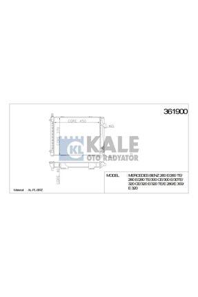 Radyator 260 E-260 Te-280 E-280 Te-300 Ce-300 E-300 Te-320 Ce-320 E-320 Te-e 280-e 300-e 320 450x3- KALE-361900_2