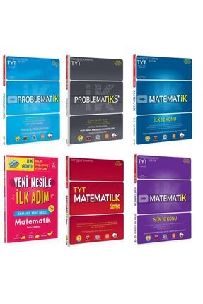 Tonguç Akademi Tyt Matematik Seti Problematik Ilk 10 Son 12 Konu 0