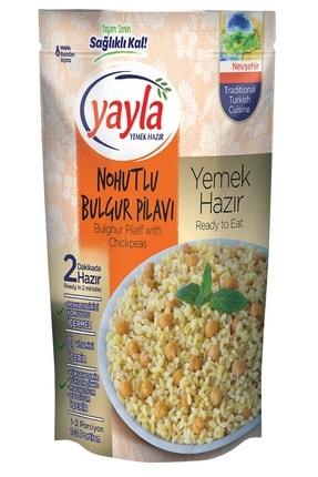 Yayla Hazır Nohutlu Bulgur Pilavı 250 gr 0