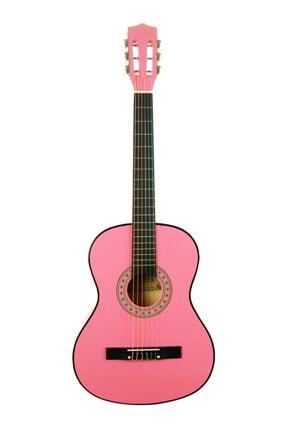 Sesenta Klasik Gitar Öğrenci Pembe Ssc38pnk 4