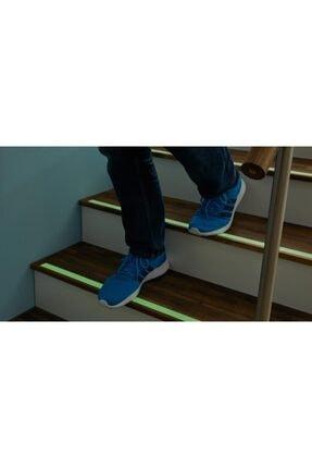 Tesa 55580-00013 Merdiven Kaydırmaz Bant Karanlıkta Parlayan 5x25 Mm 2