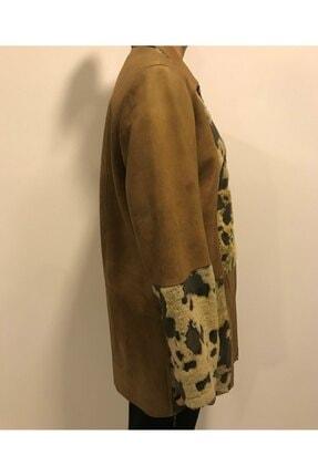 ASUS Kadın Bej Ceket 1