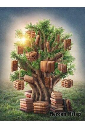 King Of Puzzle Kitap Ağacı Ahşap Puzzle 1000 Parça (kt11-m) 1