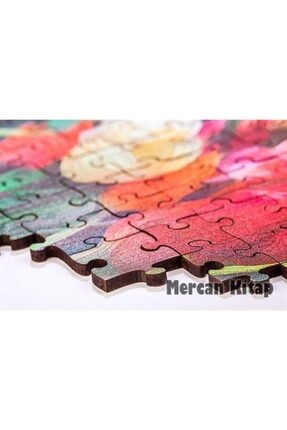 King Of Puzzle Leylaklar Vazosu Ahşap Puzzle 3000 Parça (nt76-mmm) 3