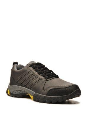Bulldozer Erkek Gri Ayakkabı 2