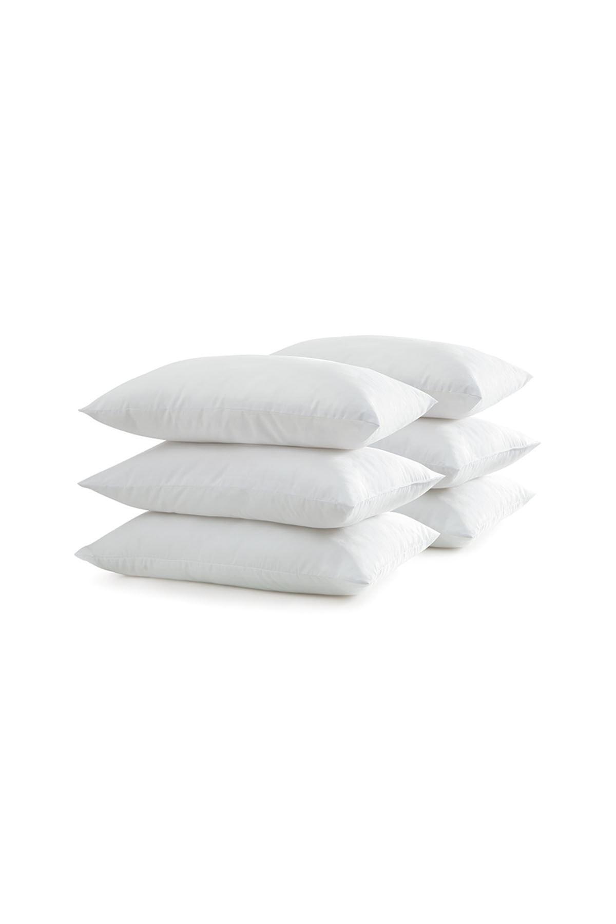 Roll Pack Yastık Seti 6'lı  (50x70 Cm)