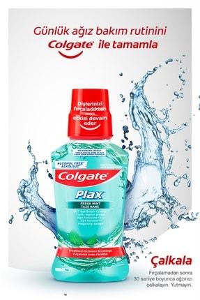 Colgate Ağız Bakım Paketi Total Profesyonel Beyazlık Beyazlatıcı Diş Macunu,Yumuşak Diş Fırçası ve Gargara 2