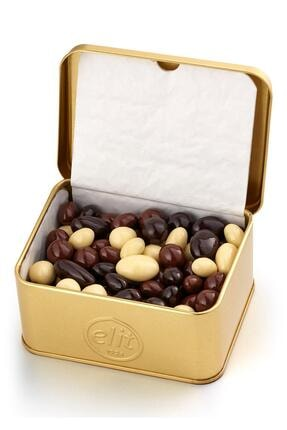 Elit Çikolata Gourmet Collection Draje 1924 Altın Kutu 250g 2