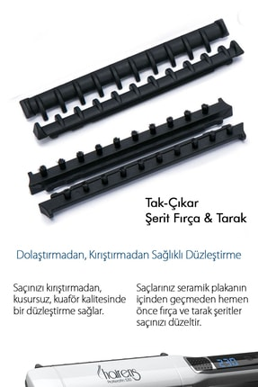 Hairens ProKeratin S30 Saç Düzleştirici Multi-Function 2