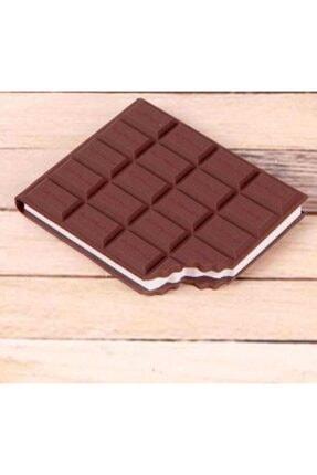 elifin bebek evi Çikolata Görünümlü Not Defteri 2