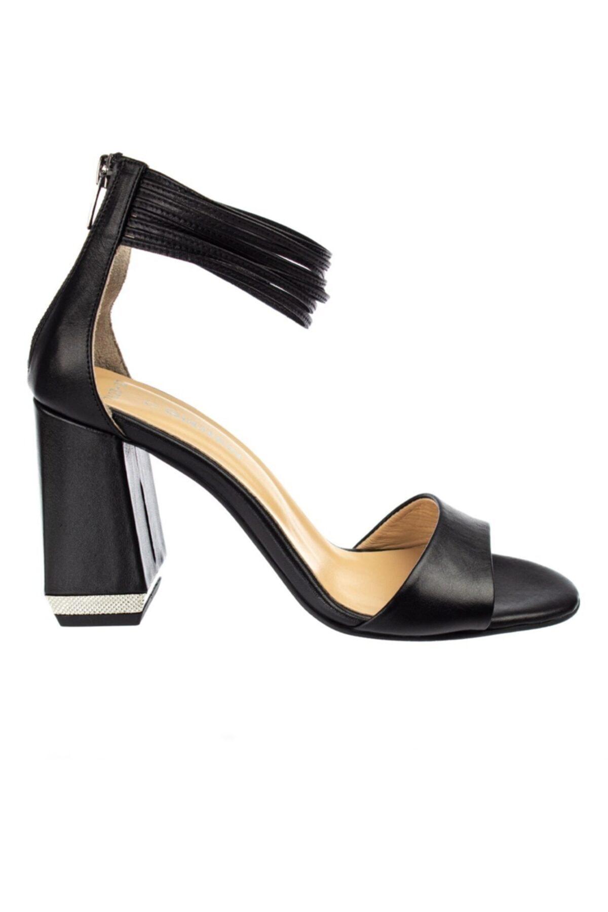 Celal Gültekin Cg 7623 Kadın Ayakkabı Siyah