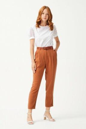 adL Kadın Pileli Pantolon 0