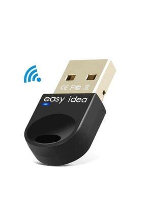 Alfa Kablosuz Usb Bluetooth 5.0 Adaptör Bilgisayar Bluetooth Dongle Alıcı Verici 0