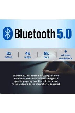 Alfa Kablosuz Usb Bluetooth 5.0 Adaptör Bilgisayar Bluetooth Dongle Alıcı Verici 4