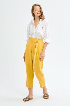 adL Kadın Lime Yüksek Bel Pantolon 1