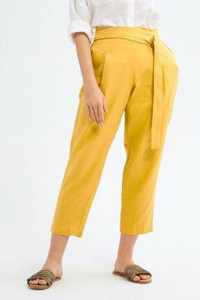 adL Kadın Lime Yüksek Bel Pantolon 2