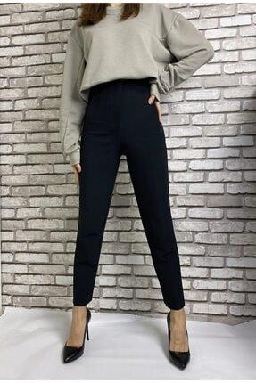 Gizline Kadın Siyah Pensli Pantolon 0