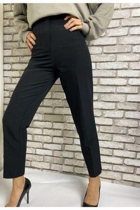 Gizline Kadın Siyah Pensli Pantolon 2