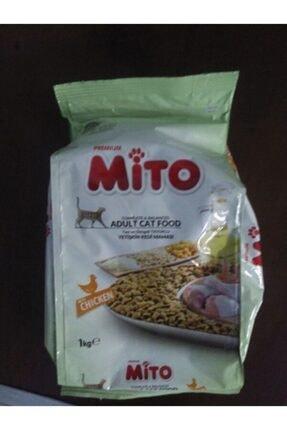 Mito Tavuklu Yetişkin Kedi Maması 1kg 1