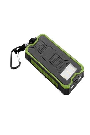 Deji Güneş Enerjili Powerbank - Mucize Batarya 'den 0