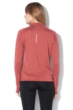 Nike Kadın Kiremit Spor Sweatshirt Nk Pacer Top Hz-928613-661 1