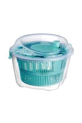 Gondol Salata Kurutucu Süzgeçli Salata Kurutma Selesi Salad Spinner 0