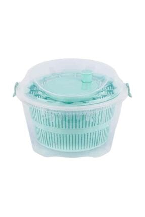 Gondol Salata Kurutucu Süzgeçli Salata Kurutma Selesi Salad Spinner 3