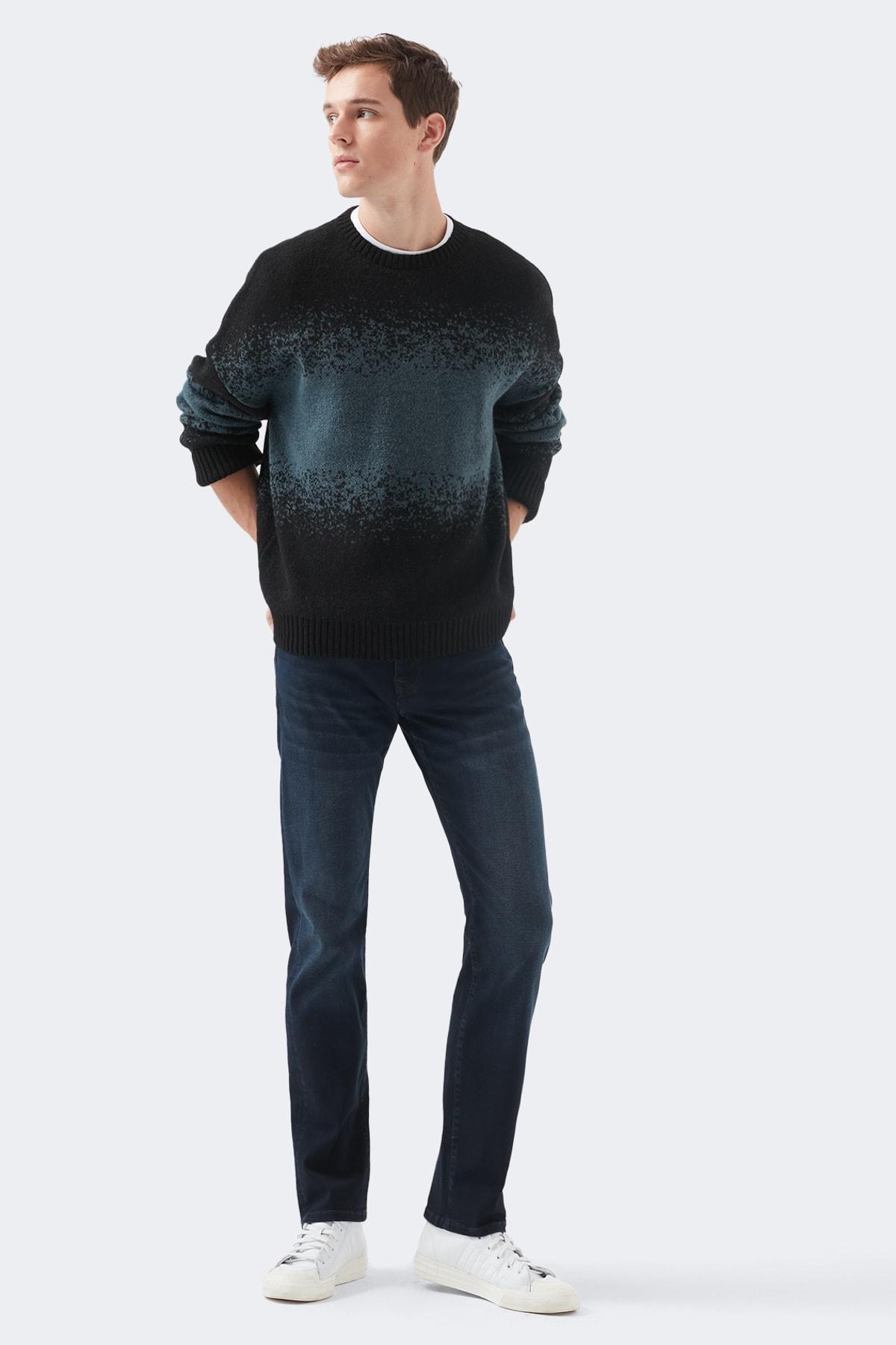 Erkek Hunter  Premium Zımparalı  Jean Pantolon 0020233659