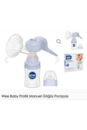 Wee Baby Pratik Manuel Göğüs Pompası 1
