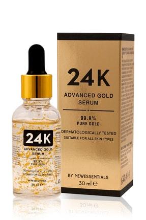 New Essentials 24k Advanced Gold Serum 30 Ml 0
