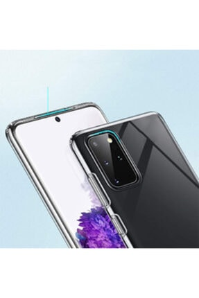 Zore Samsung Galaxy S20 Fe Kılıf Süper Silikon 2