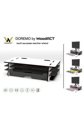 WoodACT Doremo Monitör Yükseltici 1