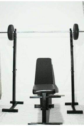 Punch Bench & Squat Rack Standı 0