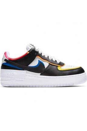 Nike Kadın Siyah  Wmns Af1 Shadow Spor Ayakkabı 4