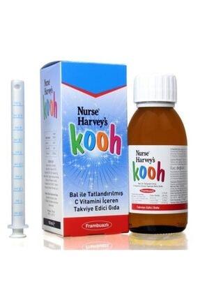 Nurse Harvey's Kooh Öksürük Şurubu 150 Ml 0