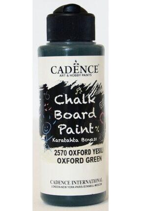 Cadence Boya 2570 Oxford Yeşili Kara Tahta Boyası 0