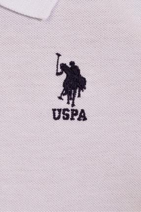 US Polo Assn Beyaz Erkek Çocuk Sweatshirt 2