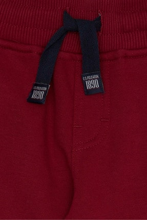 US Polo Assn Erkek Çocuk Kirmizi Pantolon 2