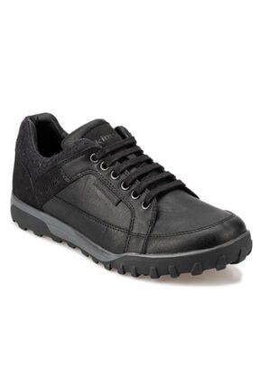 Erkek Siyah Spor Ortopedik Comfort System Ayakkabı mgg-knx-jack