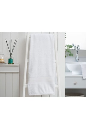 Madame Coco Roxane Banyo Havlusu - Beyaz - 90x150 Cm 0