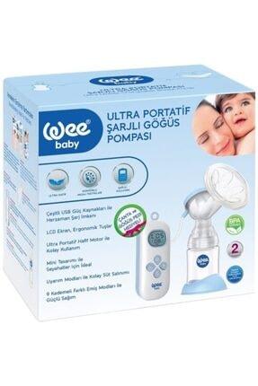 Wee Baby Ultra Portatif Şarjlı Göğüs Pompası 2