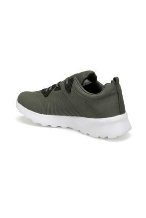 Kinetix Kadın Haki Sneaker Ayakkabı 000000000100330461 2