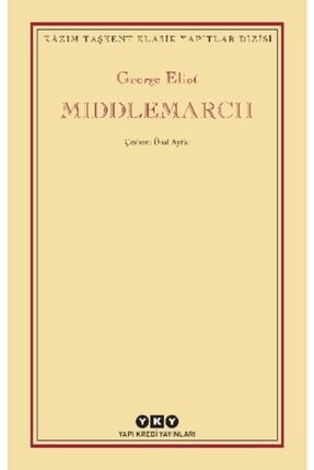 Yapı Kredi Yayınları Middlemarch 0