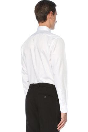 Network Erkek Beyaz Gömlek 1075275 2