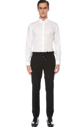 Network Erkek Beyaz Gömlek 1075272 1