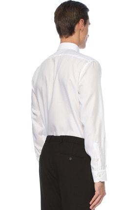 Network Erkek Beyaz Gömlek 1075272 2