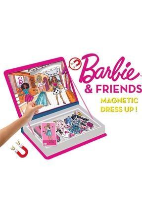 Barbie Dress Up Fashionistas Manyetik Kıyafet Giydirme 1